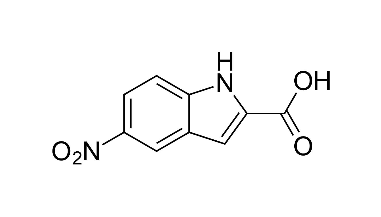 5-Nitroindole-2-carboxylic acid